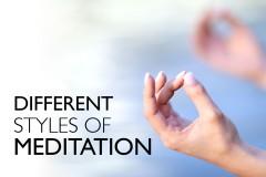 Five meditations