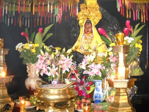 Sự tích về Nữ thần Ponagar