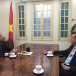 BGF leaders make special remarks during the visit in Vietnam to further the U.S-Vietnam relations